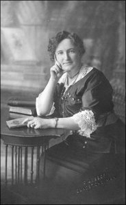 Canadian Suffragette Nellie McClung (1873-1951)
